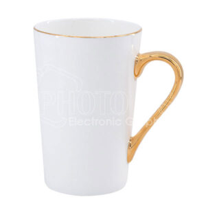 Tapered Bone China Mugs