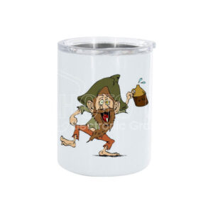 12 oz. Sublimation Stainless Steel Lowball Glass