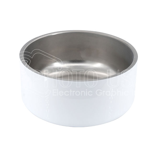 64 oz. Personalized Double-Walled Stainless Steel Dog Bowl