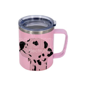 10 oz. Colored Stainless Steel Vacuum Insulated Coffee Mug
