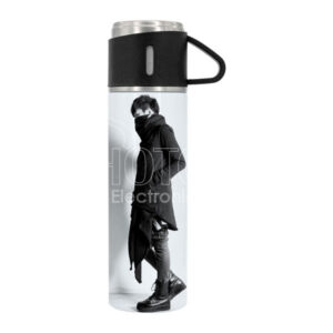 450 ml Sublimation Stainless Steel Vacuum Flask with Cup Cap