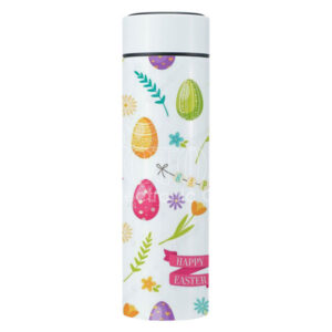 450 ml Sublimation Smart Stainless Steel Vacuum Flask with LED Temperature Display (with Built-in Battery)